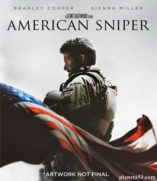 ������� / ������������ ������� / American Sniper (2014/WEB-DL/WEB-DLRip)