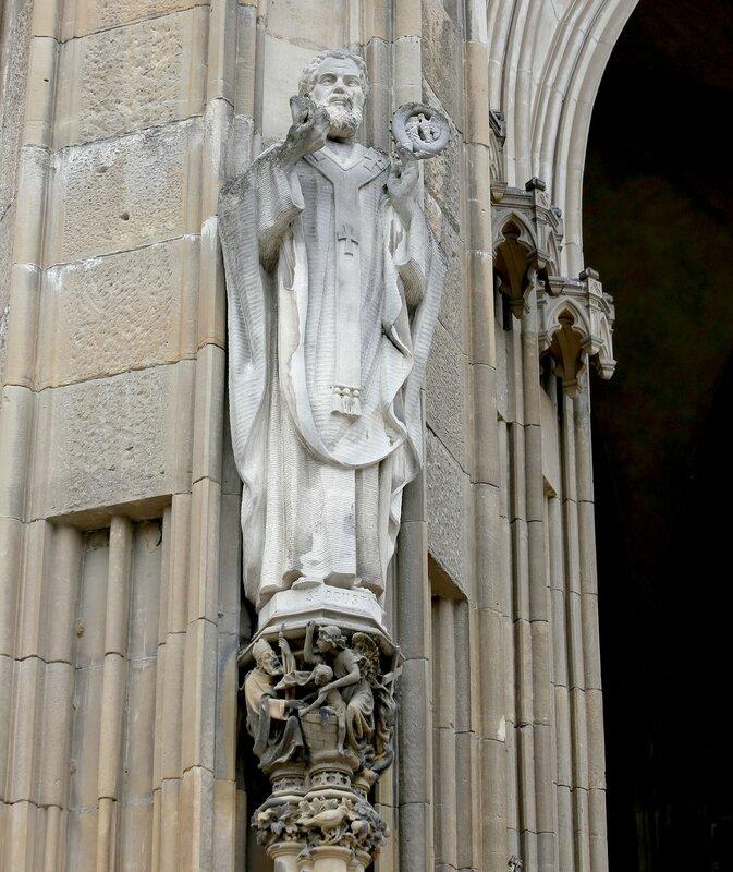 Витория-Гастейс. Собор Непорочной Девы Марии (Catedral de María Inmaculada de Vitoria)