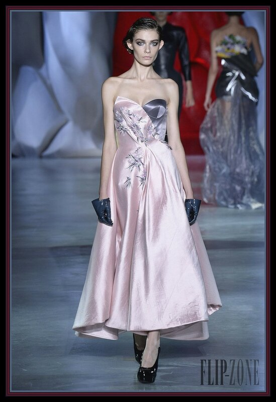 Ulyana Sergeenko Haute Couture Осень-Зима 2014-2015