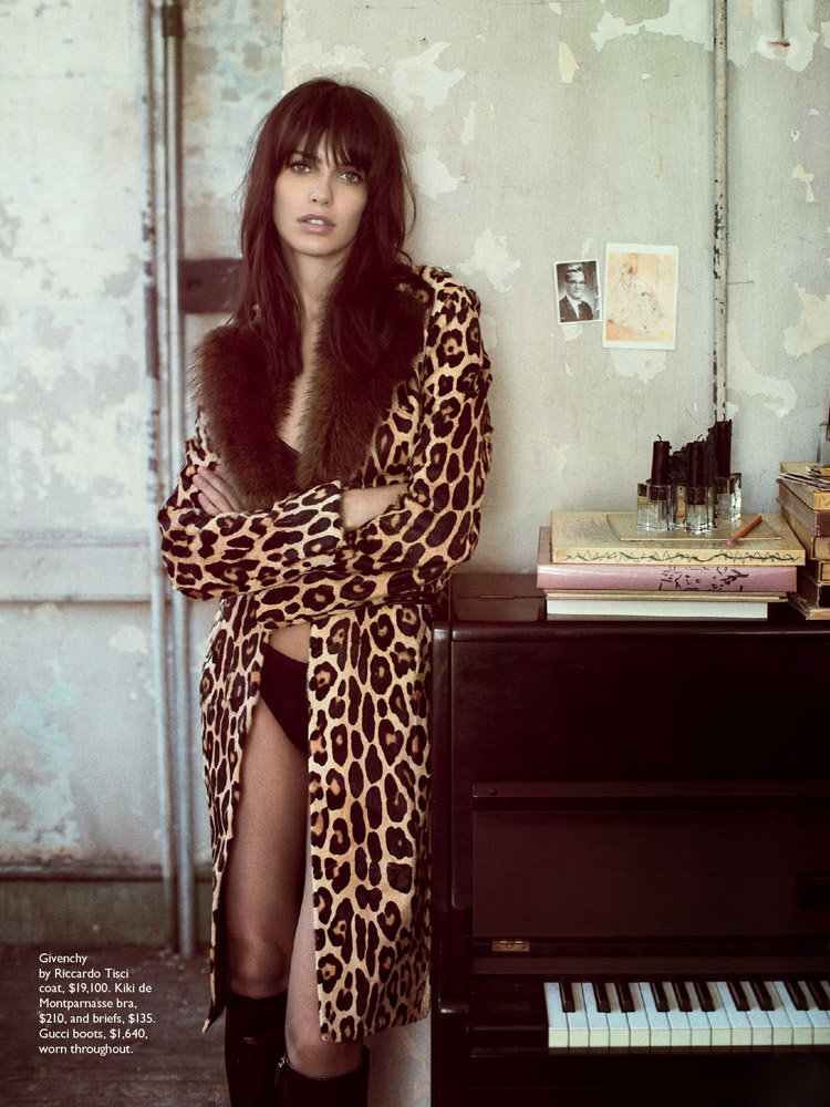Аманда Уэллш (Amanda Wellsh) в журнале Vogue Australia