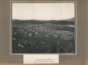 Карабашский медный завод. Рабочие дома Карабашского завода