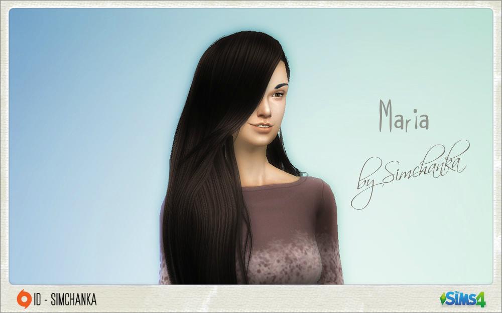 Maria by Simchanka.