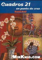 Книга Cuadros en punto de cruz 21