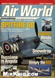 Книга Air World International - March 1996