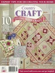 Журнал Australian Country Craft Vol 22 N 3 2010