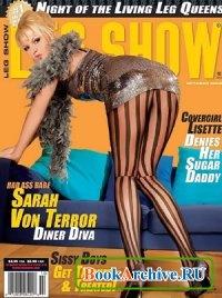 Книга Leg Show №10, 2008