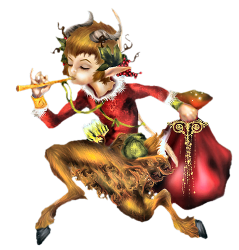 kikirou1315_The_Christmas_Faun_by_Quicksilverfury.png