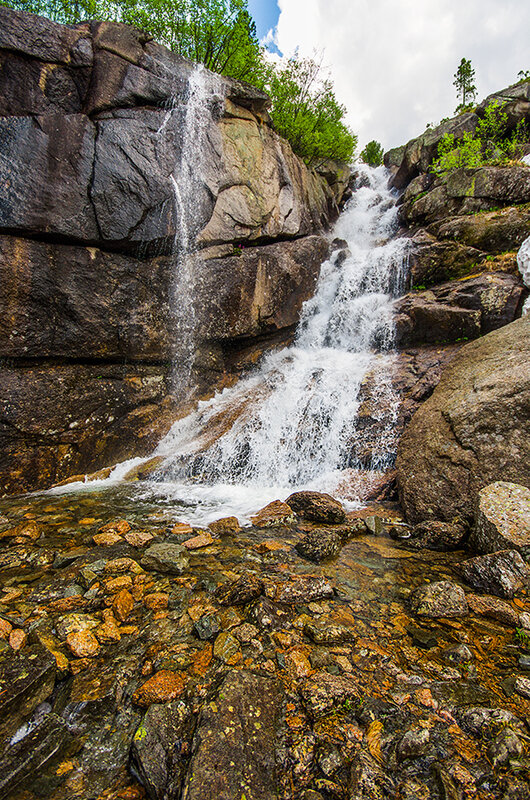 Водопад Горных Духов