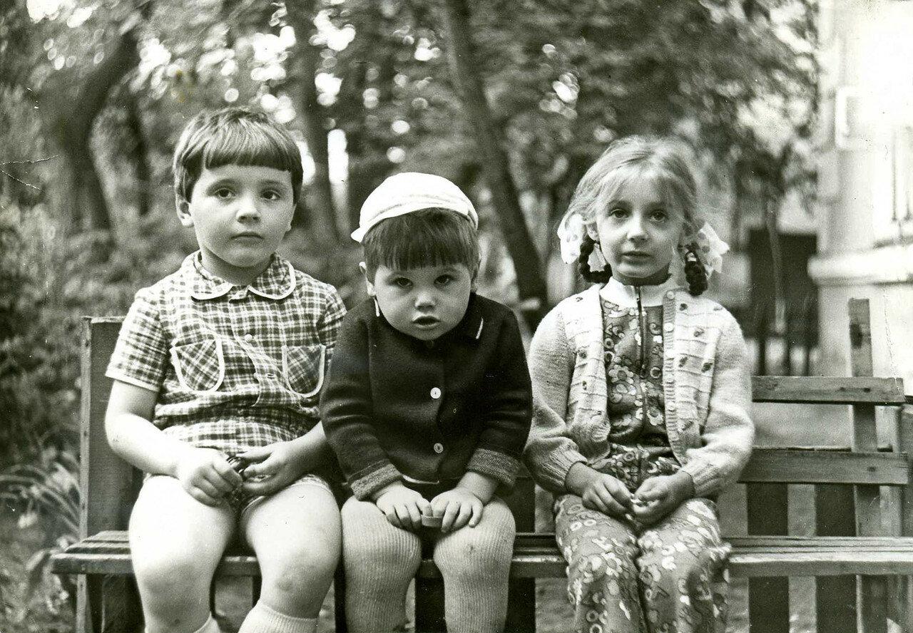 1978. Дети нашего двора.