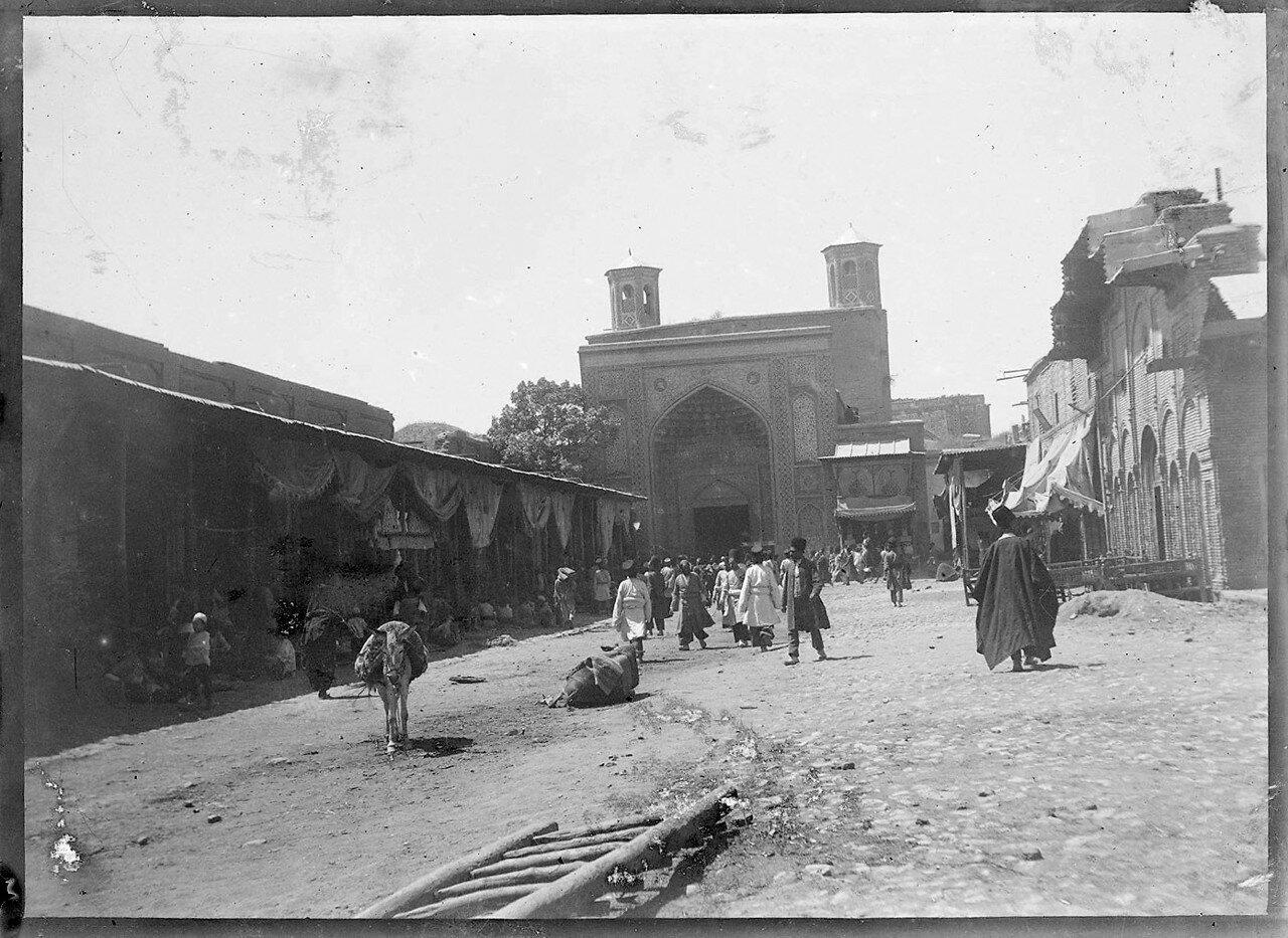 Тегеран. Шахская мечеть