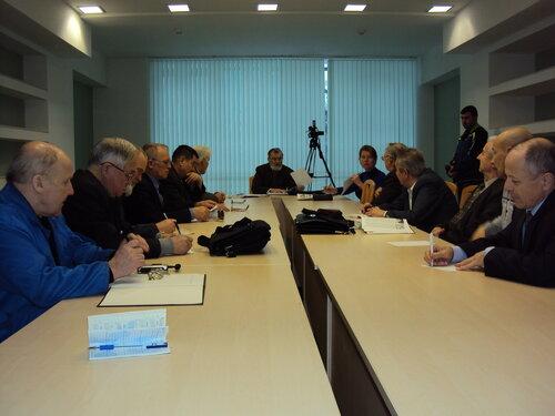 Заседание ЦСЧС в Чебоксарах 29.01.2015