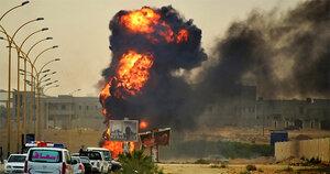 ВВС Ливии уничтожили порядка 50 террористов ИГИЛ