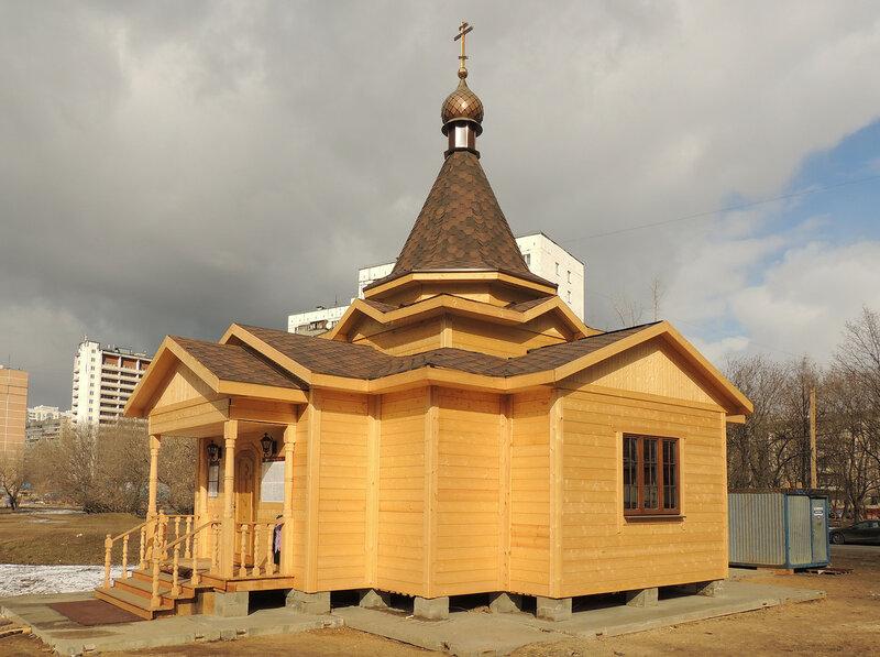 Храм Преображения Господня в Лигово - сайт
