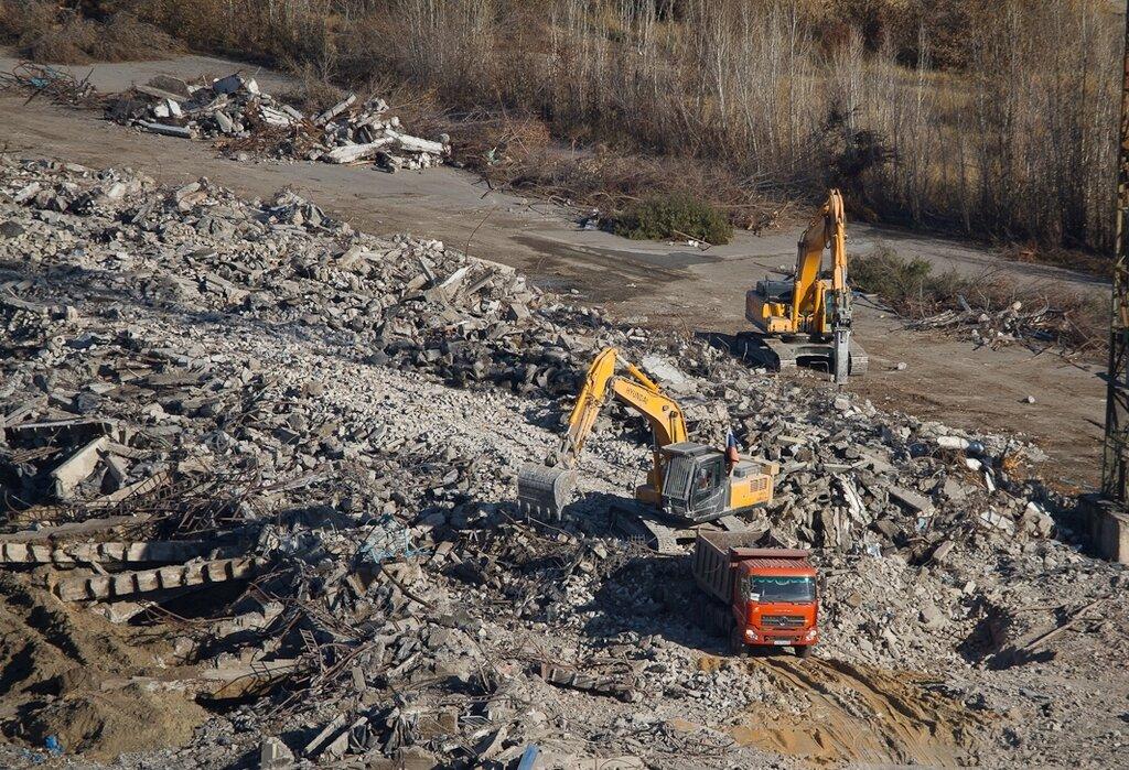 За строительством нового стадиона в Волгограде можно наблюдать онлайн