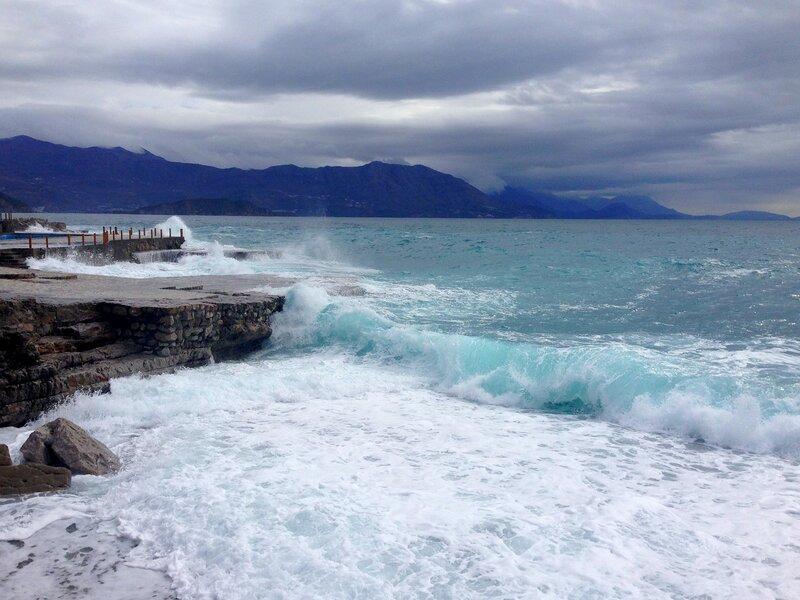 пляж Плоче Черногория