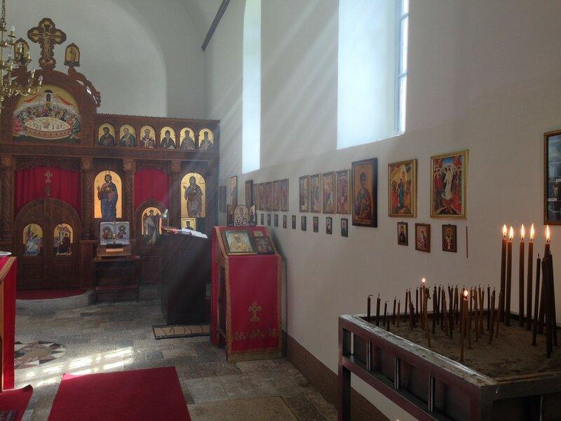 монастырь добрина