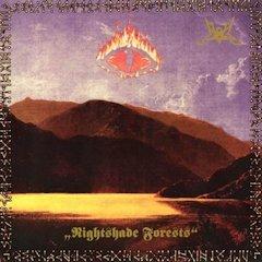 Summoning > Nightshade Forests (EP) (1997)