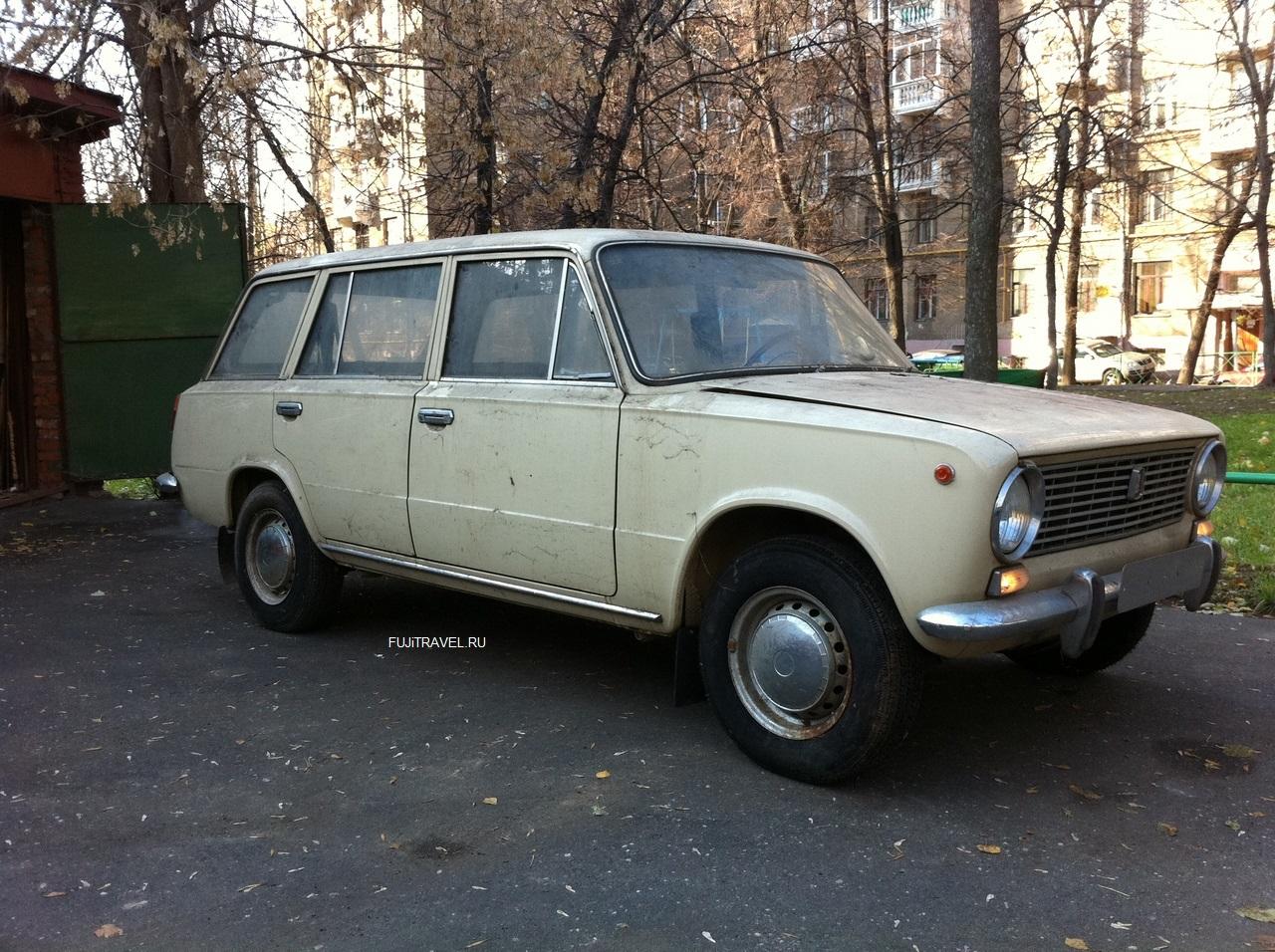 USSR CARS