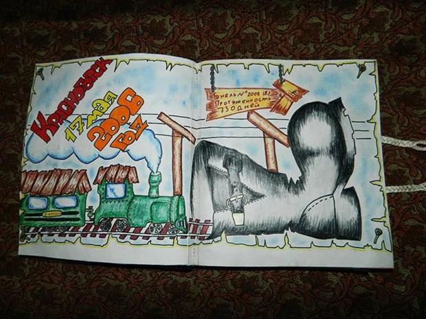 Креативные дембельские альбомы. День защитника Отечества 0 11e5c9 3b7567ae orig