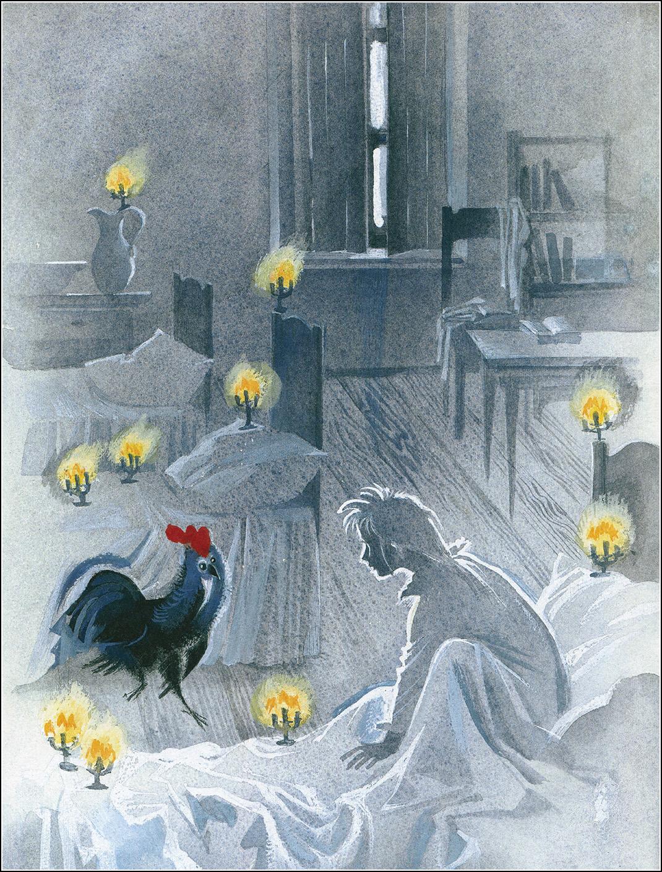 Ника Гольц, Черная курица, или Подземные жители