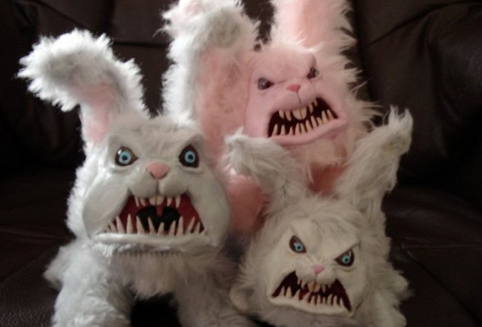 страшные детские игрушки