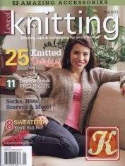 Книга Love of Knitting - Fall 2013
