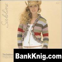 Журнал The Sublime Merino hand knit book №602 djvu