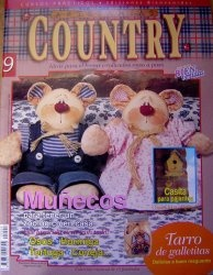 Журнал Artesanias Country №9