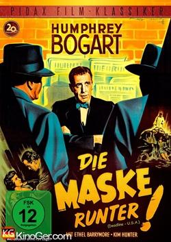 Die Maske runter! (1952)