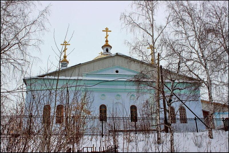 Полевской 9683 Церковь Святой Троицы