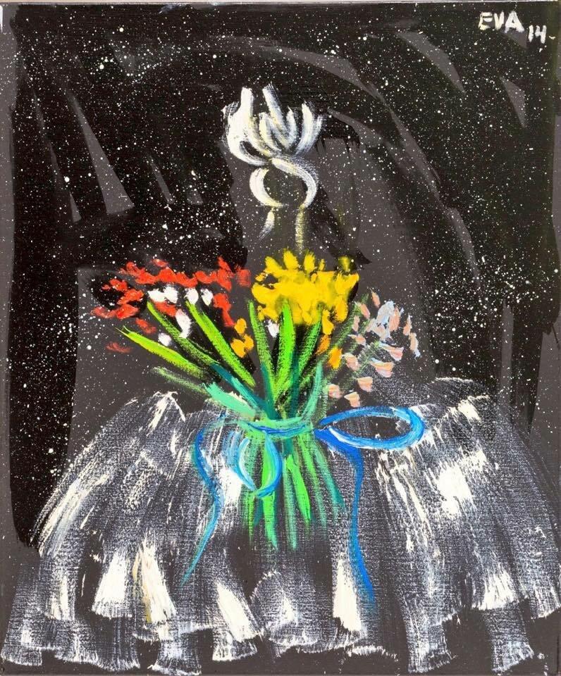 Евгения Васильева, живопись