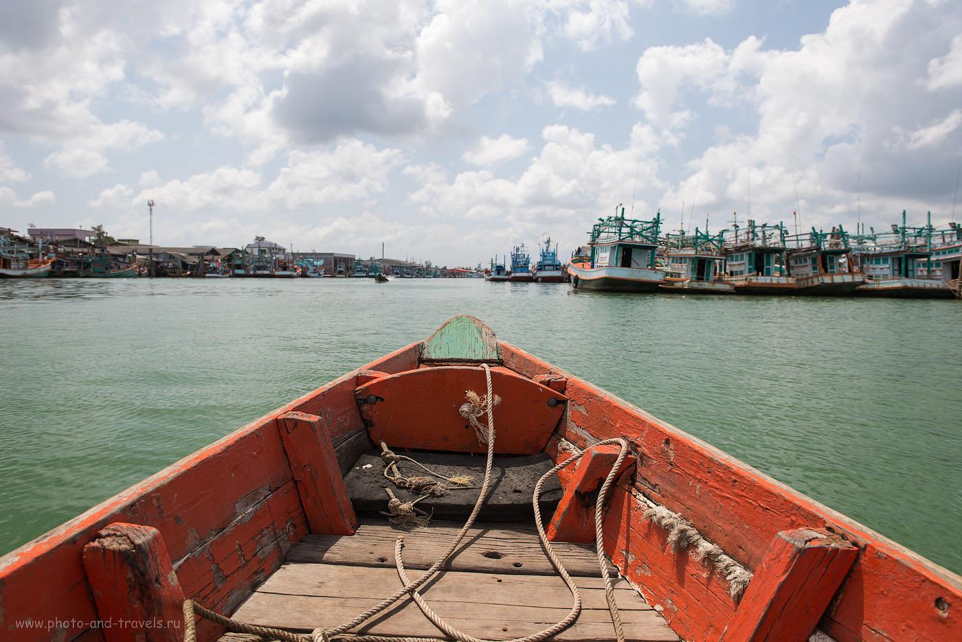 Фото 21. На большой реке. Отчет о самостоятельной поездке по Таиланду на машине (320, 24, 8.0, 1/300)
