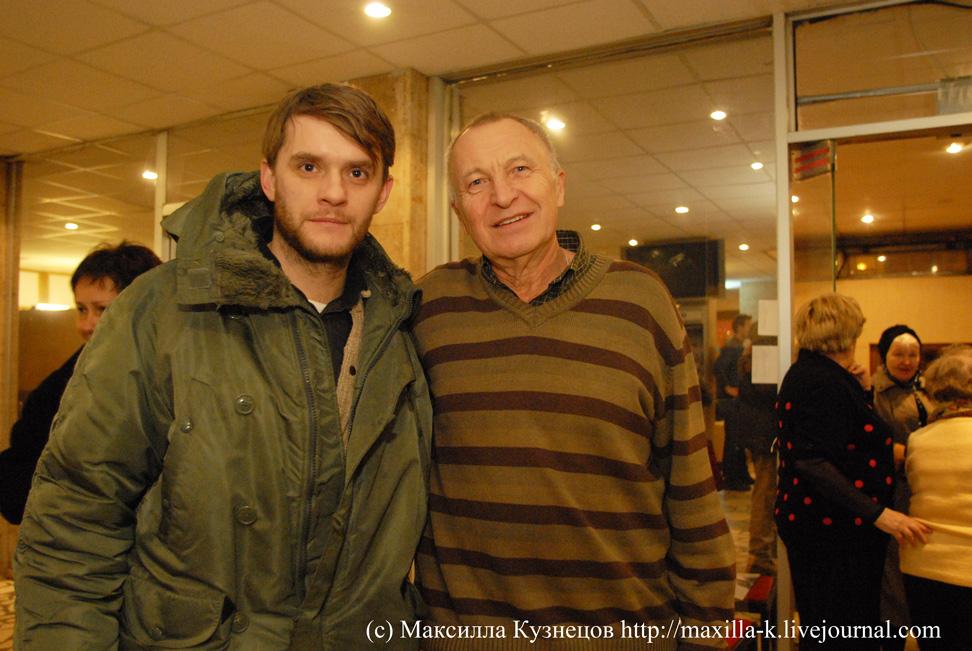 Владислав Абашин и Андрей Смирнов