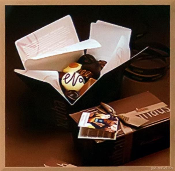 Шоколад в Бельгии