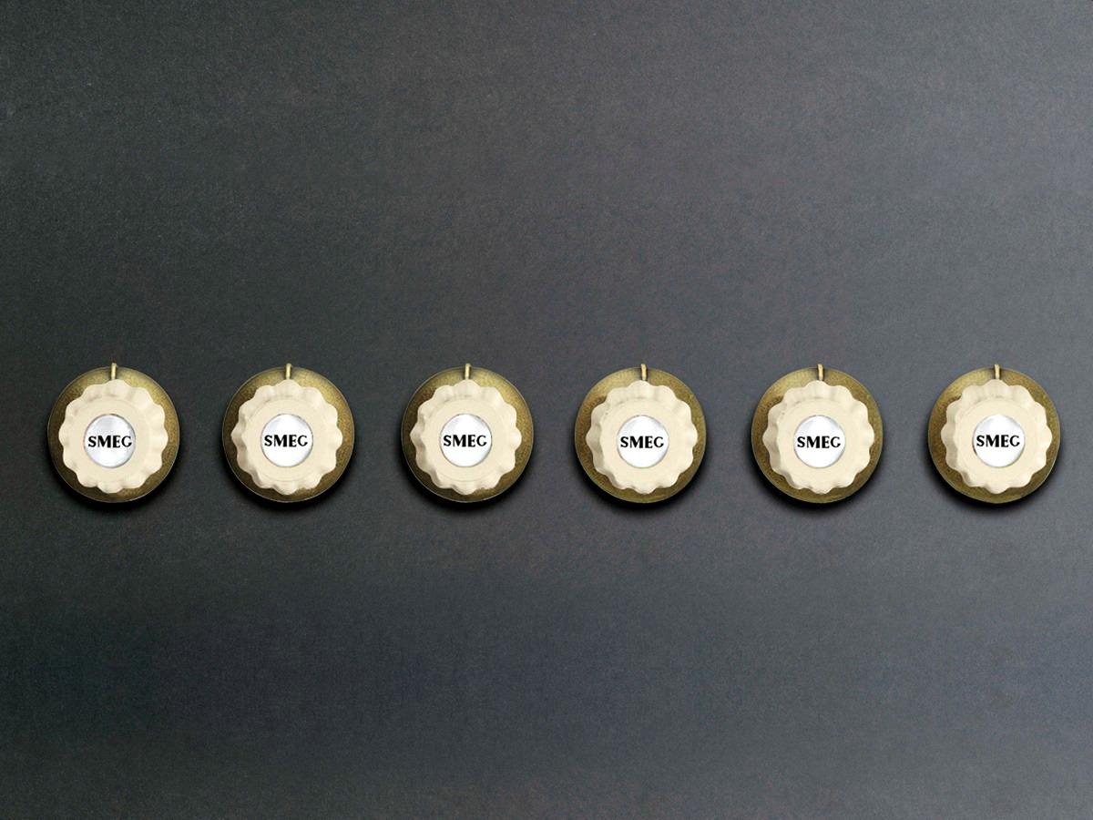 Ручки для SMEG - комплект ручек на бытовую технику - магазин SMEG Краснодар