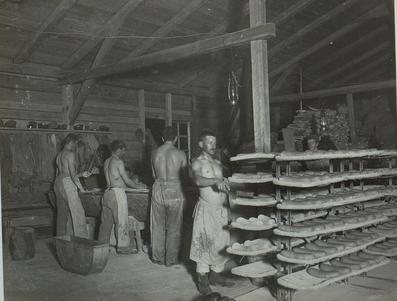Рудня. Дивизионная пекарня