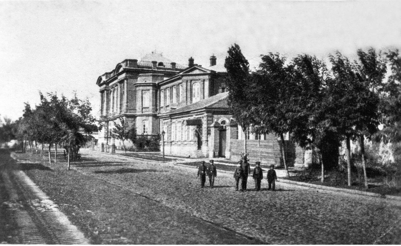 Мужская Александровская гимназия