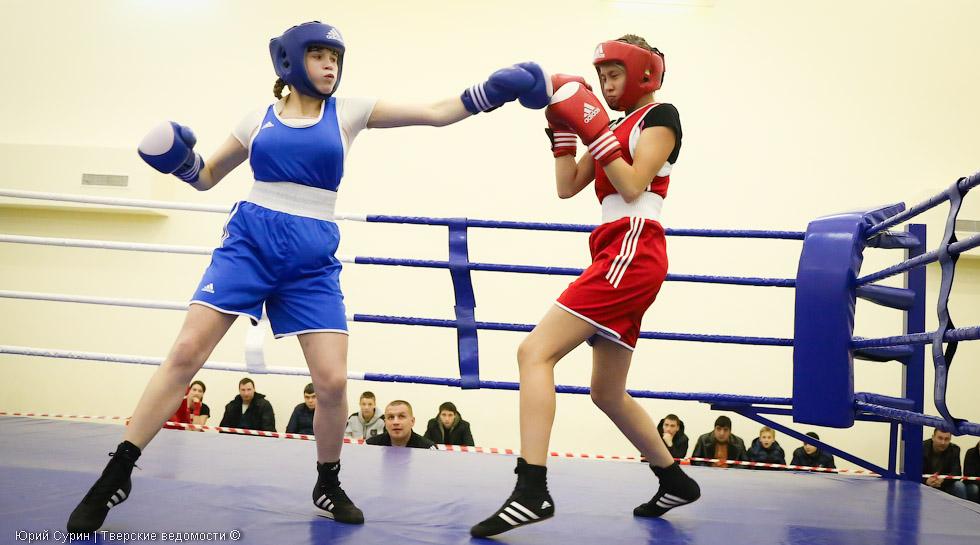 Женский бокс, Тверь