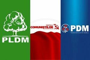 Переговоры ДПМ, ЛДПМ и ПКРМ прошли успешно