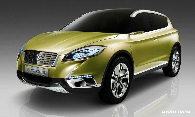 Suzuki (Сузуки) - японский автомобильный бренд