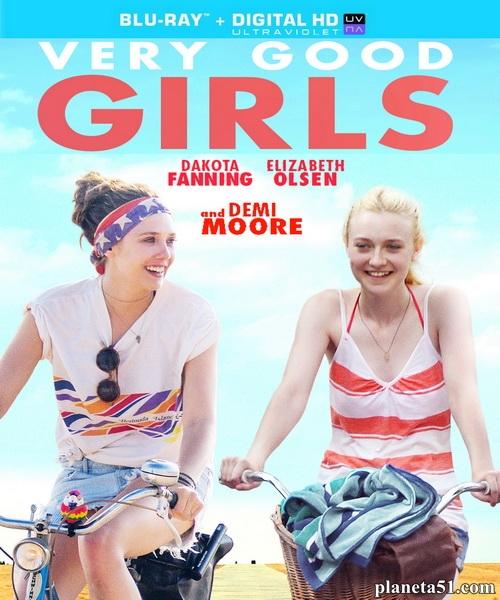 Очень хорошие девочки / Very Good Girls (2013/BDRip/HDRip)