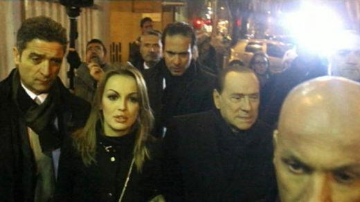 Сильвио Берлускони снова женился