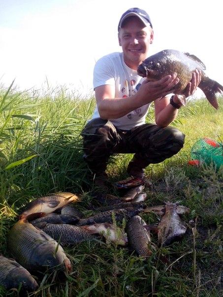 Рыбалка на Урефтах  (13.07.2015)