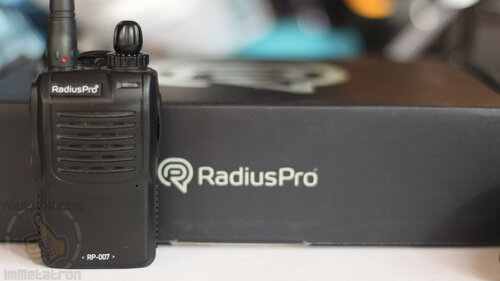 RadiusPro PR-007