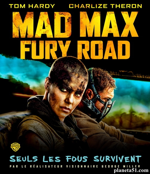 Безумный Макс: Дорога ярости / Mad Max: Fury Road (2015/BDRip/HDRip)