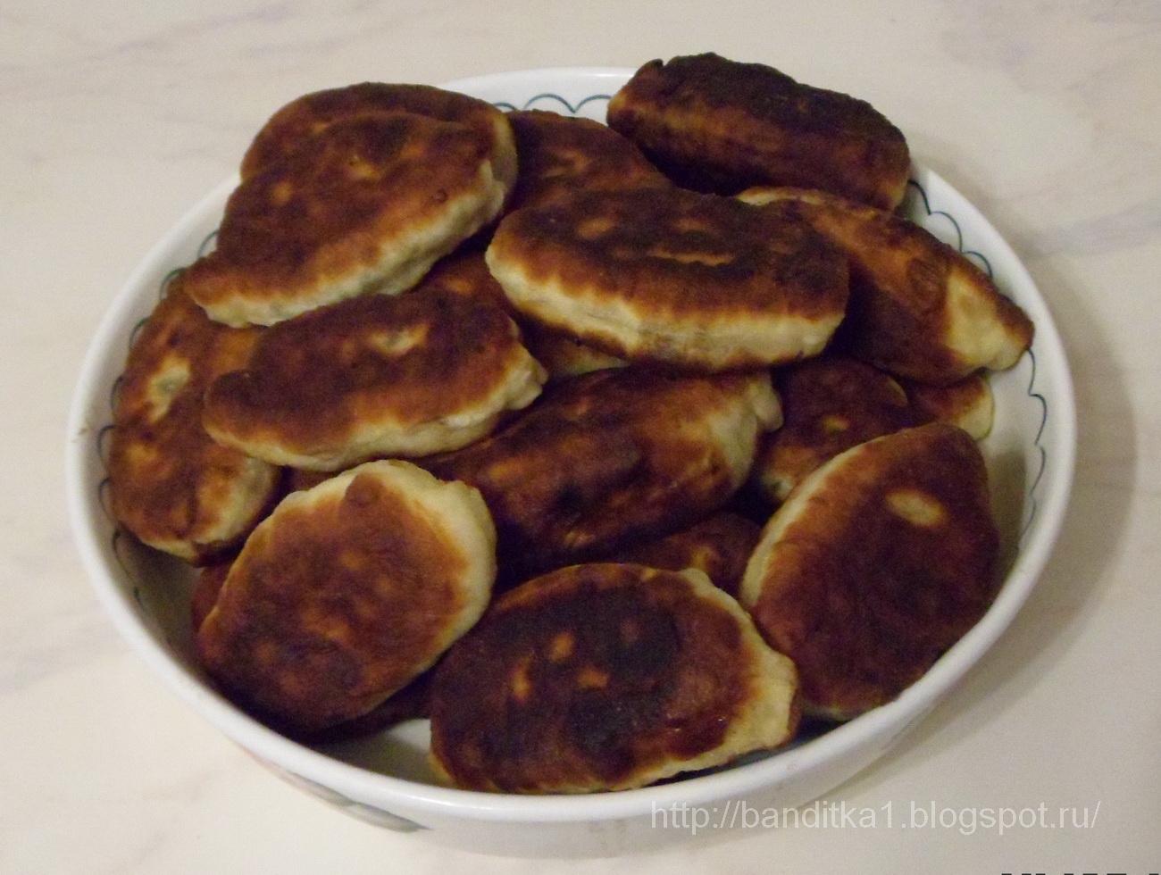 Пирожки как печь пошаговый рецепт с