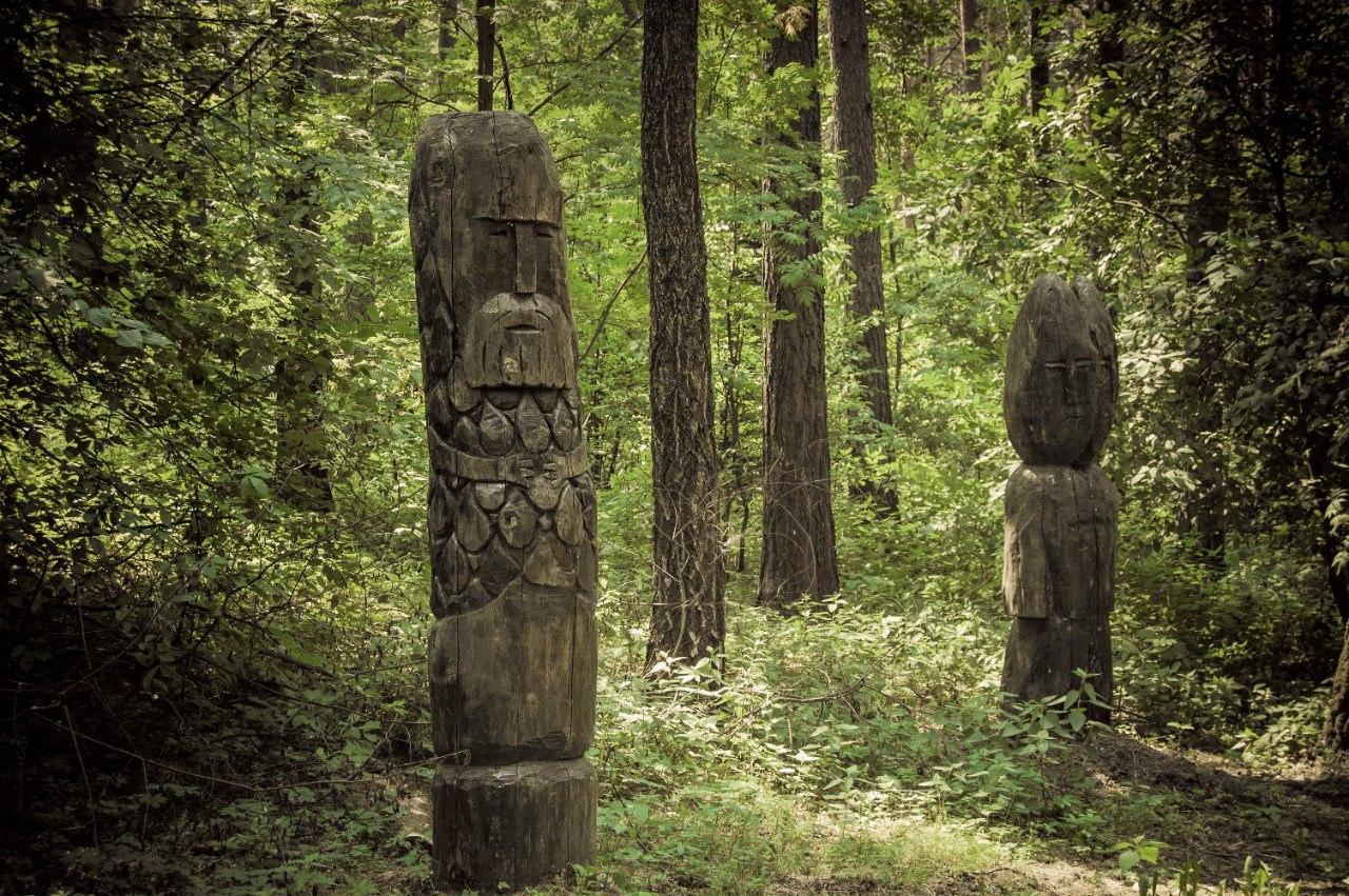 Идолы славянские картинки