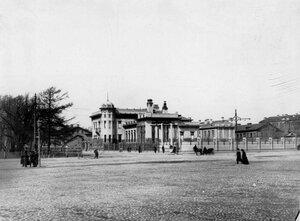 Общий вид особняка М.Ф.Кшесинской - дом №2 (архитектор А.И. фон Гоген, 1904-1906).