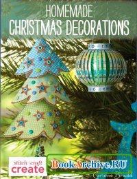 Homemade Christmas Decorations/Рождественские веночки, гирлянды, елочки из бумаги