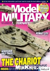 Журнал Model Military International - Issue 77